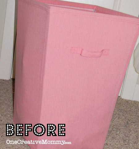 DIY Dress Up Storage Ideas for Kids (Before)
